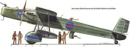 Handley Page HP.50 Heyford | R
