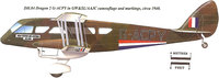 de Havilland DH.84/89/90 Dragon/Dragon Rapide/Dominie | G-ACPY