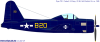Ryan FR-1 Fireball | B20/20