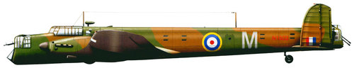 Armstrong Whitworth AW.38 Whitley | N1503 | M