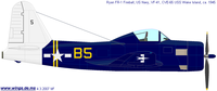 Ryan FR-1 Fireball | B5