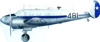 Beech Model 18/C-45/AT-11/Expeditor/Kansan | 481