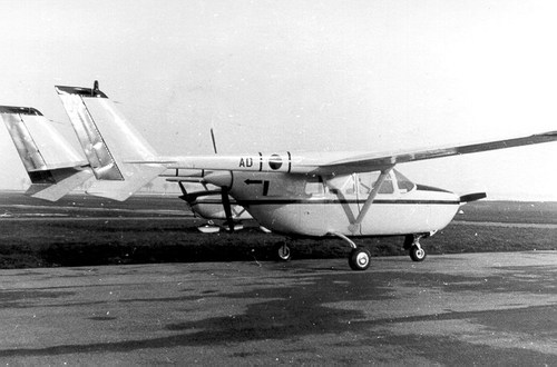 Image of the Reims Model 337/O-2 Skymaster/Sentry | F337