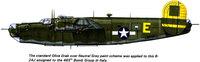 Consolidated B-24 Liberator/PB4Y Privateer | E