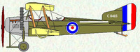 Armstrong Whitworth FK.8 Big Ack | C8465