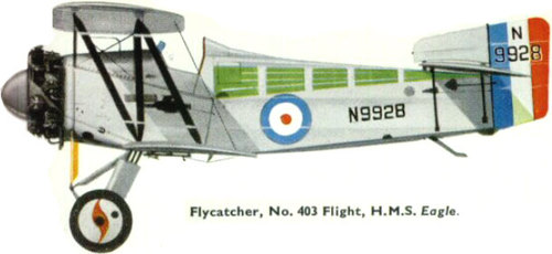 Fairey Flycatcher | N9928