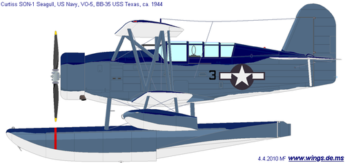 Curtiss SOC Seagull | 3