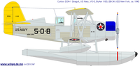 Curtiss SOC Seagull | BuNo.1183 | 5-O-8