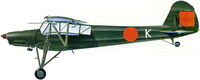 "Morane-Saulnier Fi.156 Storch/MS.500 Criquet | MS.500 ""Criquet"" 