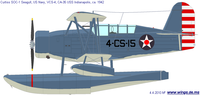 Curtiss SOC Seagull | 4-CS-15