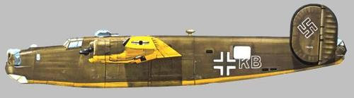 Consolidated B-24 Liberator/PB4Y Privateer | 41-28641 | A3(?)+KB