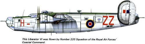 Consolidated B-24 Liberator/PB4Y Privateer | ZZ-H