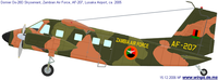 "Dornier Do.28 ""Skyservant"" 