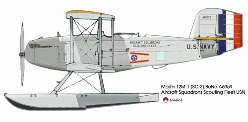 Curtiss CS/SC/T2M | BuNo.A6959