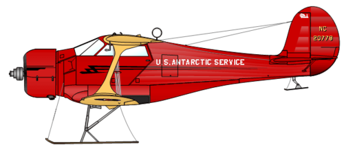 Beech Model 17 Staggerwing/Traveller | NC 20778