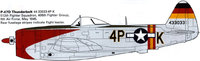 "Republic P-47 ""Thunderbolt"" 