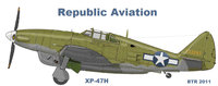 Republic P-47 Thunderbolt | 42-23297 | 223297