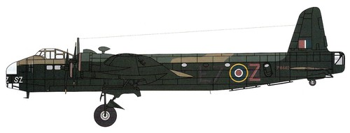Short Stirling | PW440 | E7-Z