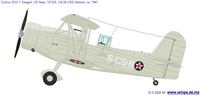Curtiss SOC Seagull | 6-CS-8
