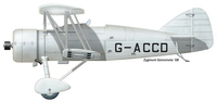 Armstrong Whitworth AW.35 Scimitar | G-ACCD